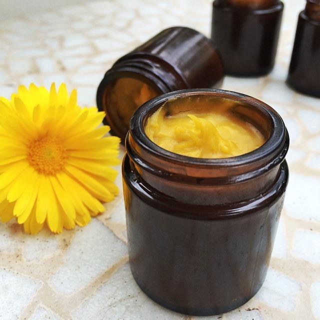 Perfume Sólido con Aceites Esenciales