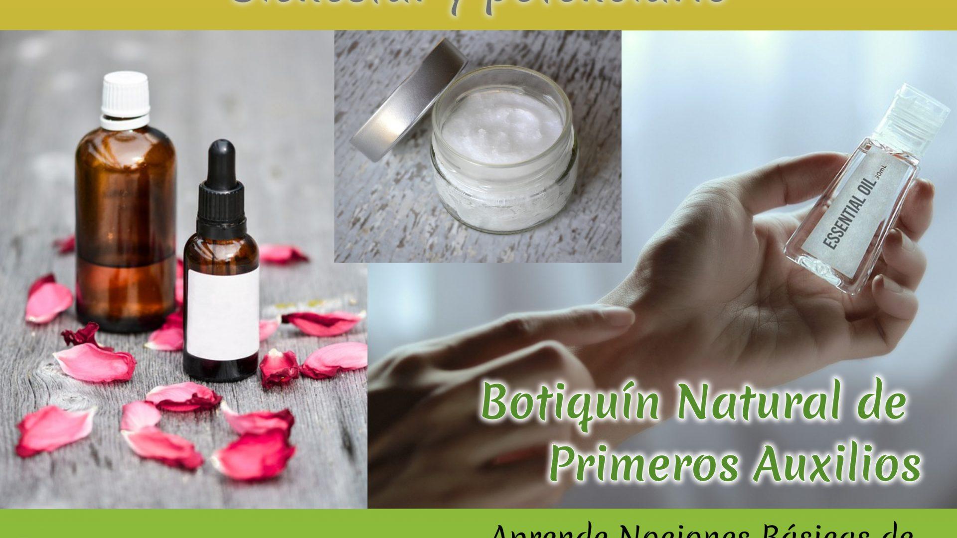 Taller de Aromaterapia en Herrera