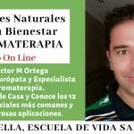 Curso On line Soluciones Naturales para tu Bienestar con Aceites Esenciales